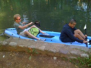 Kayak companions
