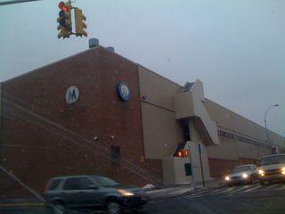The Jackie Gleason bus depot