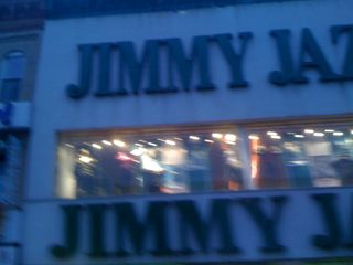 Jimmy Jazz store in Sunset Park