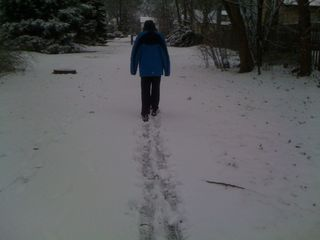 Charlie breaks a path for us into the new year MMX