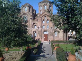The Chalcidian church in Thessaloniki
