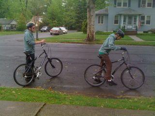 Bike pals