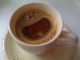 Greek coffee (I need more)