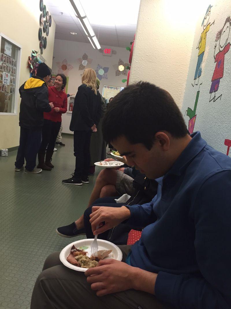 Thanksgivingschoolfeast