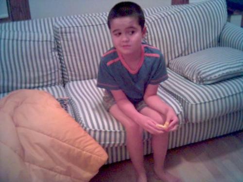 Sitting & thinking